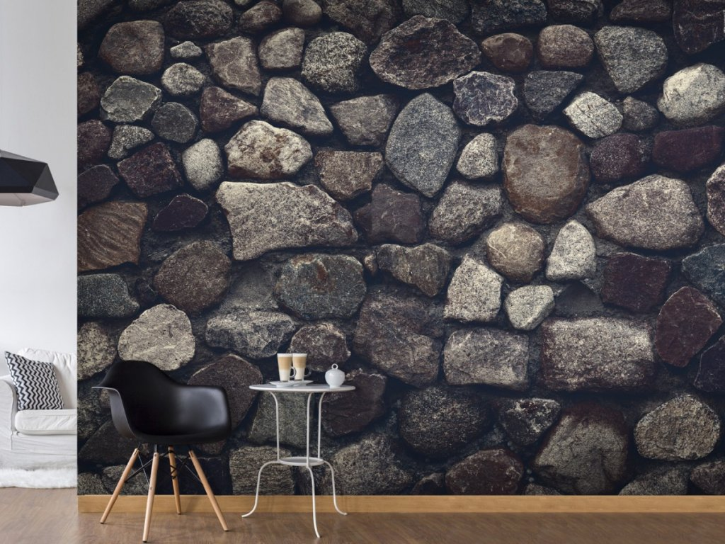 Fototapeta kamenná zeď 1 (Rozměry (š x v) a Typ 147x105 cm - samolepící)
