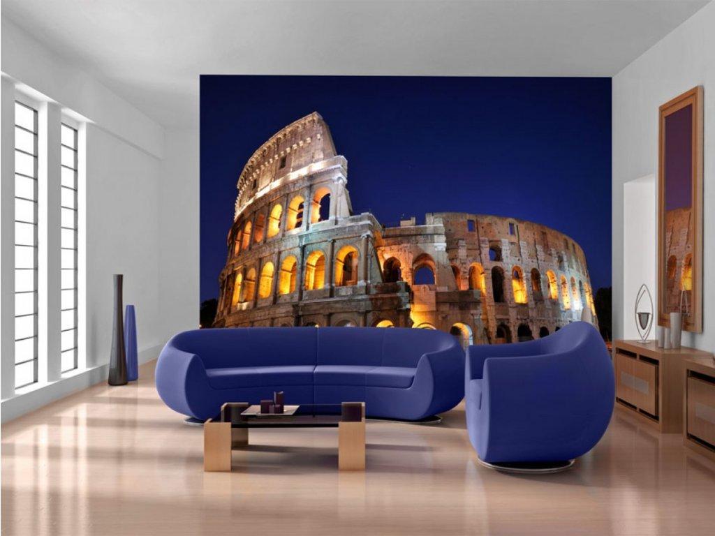 Fototapeta Koloseum (Rozměry (š x v) a Typ 147x116 cm - samolepící)