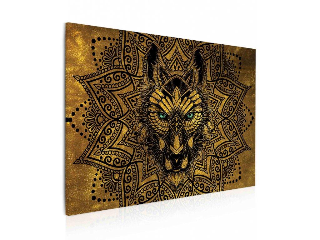 10101512 jednodilny energeticky obraz vlk