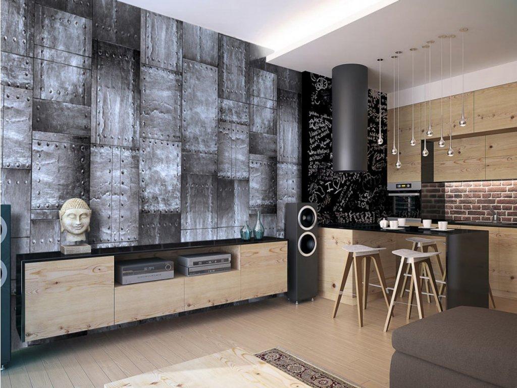 Mosazný sen (Klasické tapety 49x1000 cm - samolepicí)