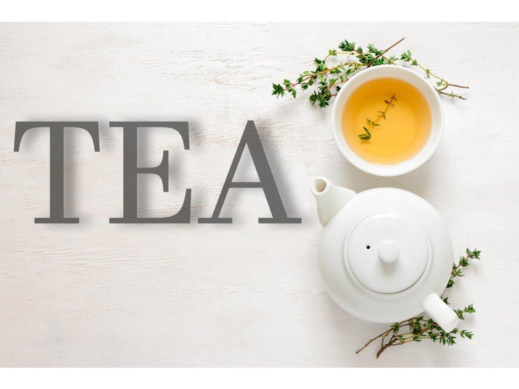 Obraz - čaj (Velikost 60x40 cm)