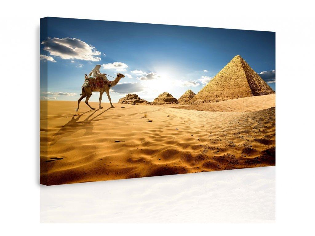 Obraz - Egypt (Velikost (šířka x výška) 120x80 cm)