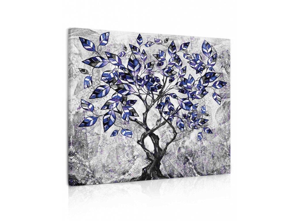 100364 malovany strom III
