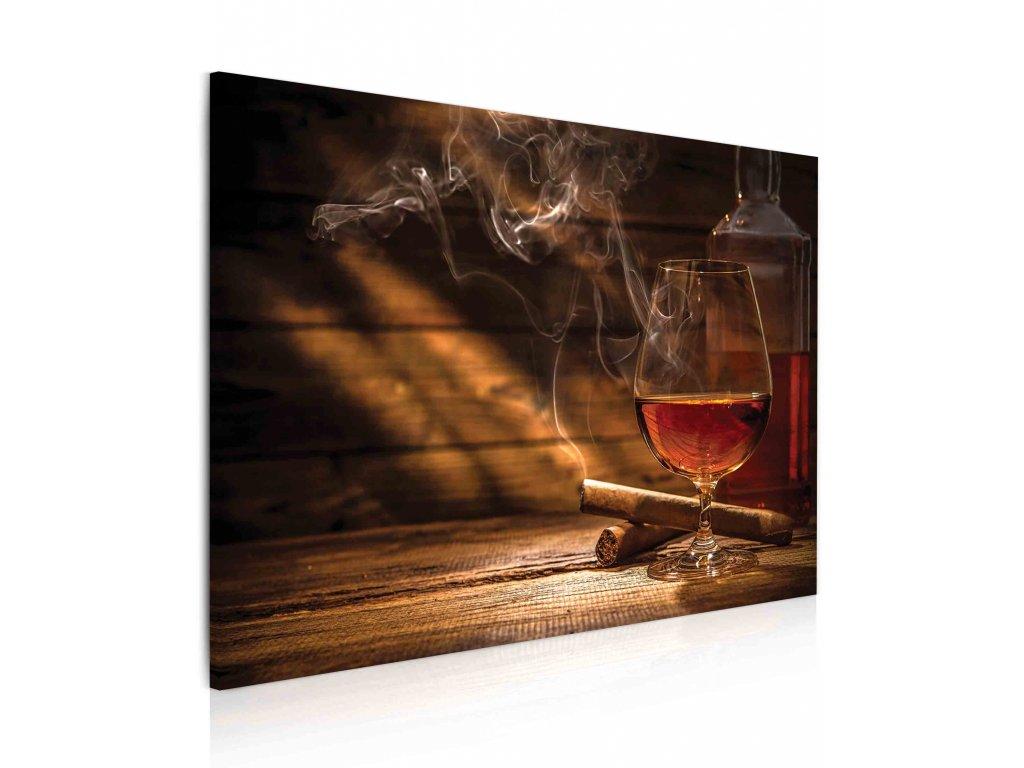 100253 obraz whiskey a doutnik