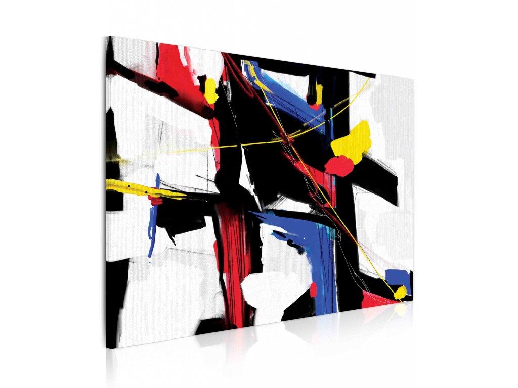 40404001 obraz abstraktni malba