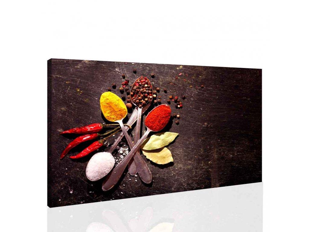 Obraz do kuchyně vůně koření II (Velikost 120x80 cm)