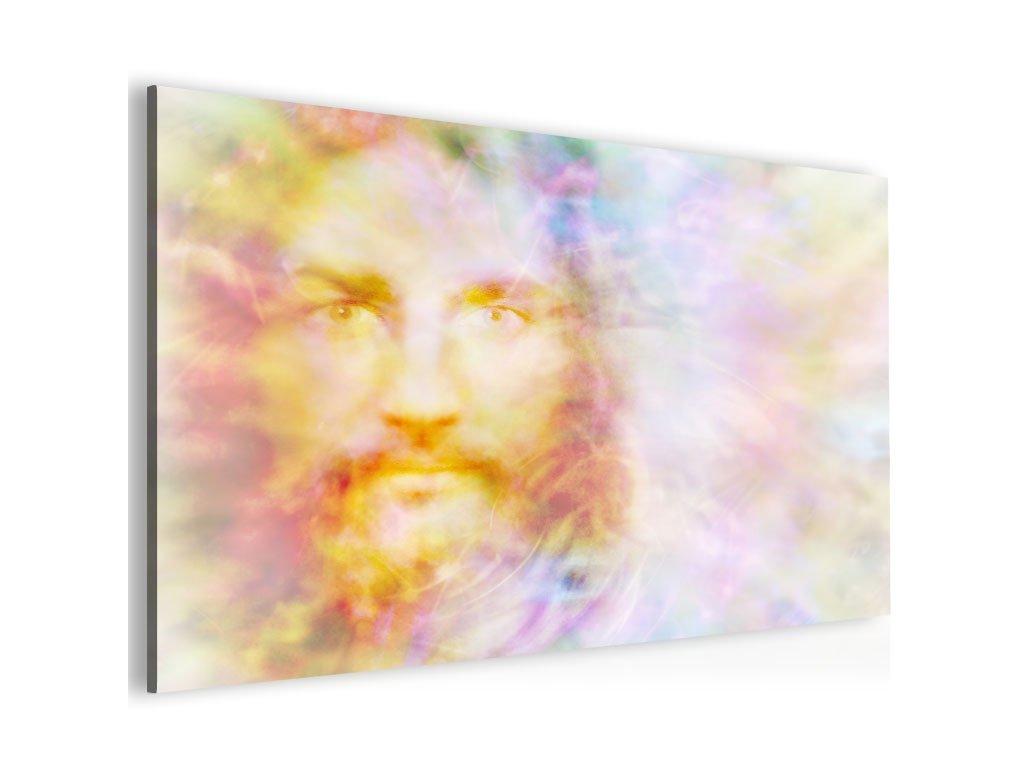 Abstraktní obraz Boží syn (Velikost (šířka x výška) 120x80 cm)