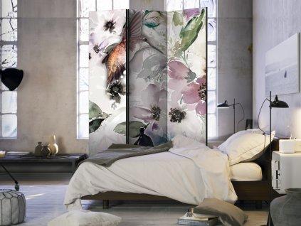 Příroda v akvarelu I (Velikost 135x172 cm)
