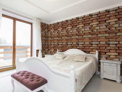 Stará zeď (Klasické tapety 49x1000 cm - samolepicí)