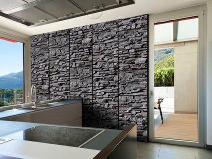 Žulová pevnost (Klasické tapety 49x1000 cm - samolepicí)