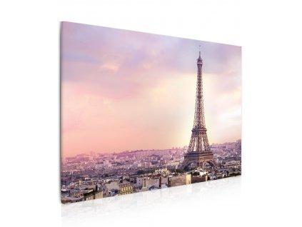 Obraz Červánky v Paříži