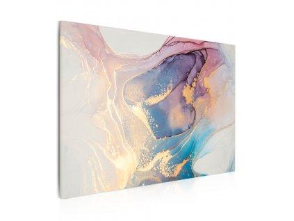 Obraz barevná pryskyřice