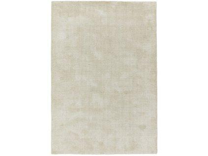 Moderní kusový jednobarevný shaggy koberec Baymax Sand