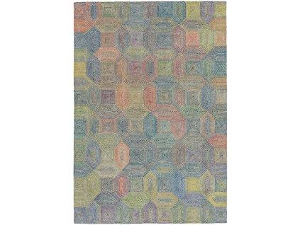 Moderní kusový koberec Moby Cream Multi