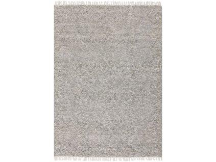 Moderní oboustranný indoor/outdoor kusový koberec Obel Silver Cream