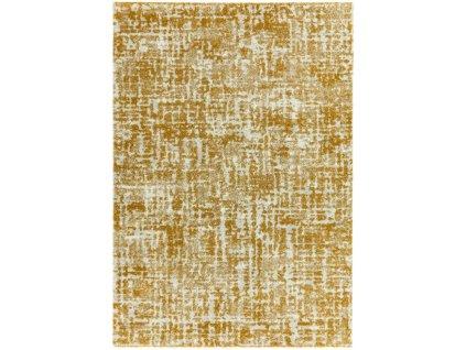 Moderní kusový koberec Fanlong DM12 Gold Cream