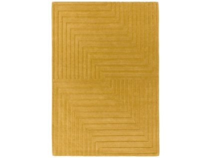 Moderní kusový koberec Nazareth Ochre