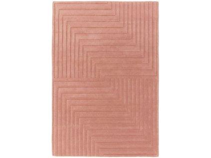 Moderní kusový koberec Nazareth Pink