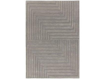 Moderní kusový koberec Nazareth Grey