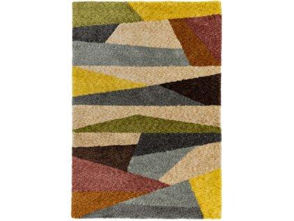 Moderní kusový koberec Cure GA06 Plaza Multi