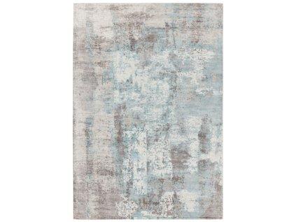 Moderní kusový koberec Aim Blue