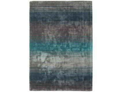 Moderní kusový koberec Massive TURQUOISE