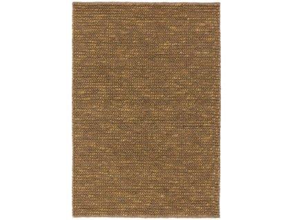 Přírodní kusový koberec Bariko Brown
