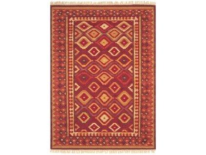 Přírodní kusový koberec Babryma Eye