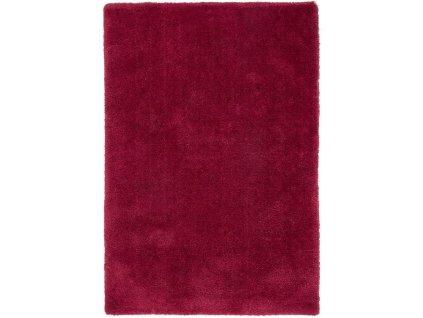 Moderní jednobarevný kusový koberec Zappa Sorbet