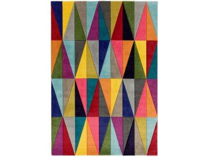 Moderní kusový koberec Hopino MA03 Flag