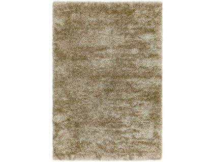 Moderní jednobarevný kusový koberec Incubus Taupe