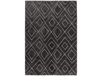 Moderní kusový koberec NM01 Dark Grey