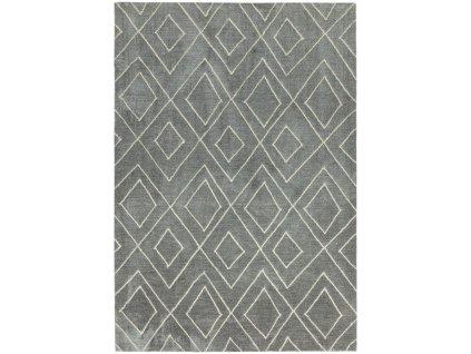 Moderní kusový koberec NM04 Silver