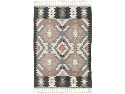 Kusový koberec Balki Zanzibar