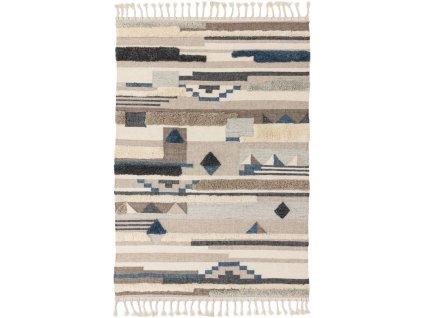 Kusový koberec Balki Mandalay