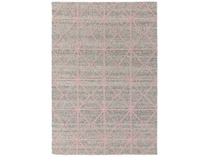 Kusový koberec Bai Pink
