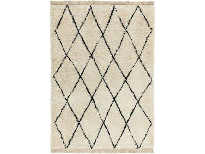 Kusový koberec Lever Cream Diamond