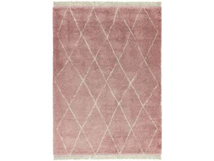 Kusový koberec Lever Pink Diamond