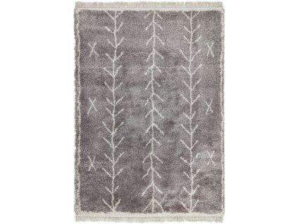 Kusový koberec Lever Grey Arrow