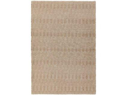 Kusový koberec Darisi Taupe