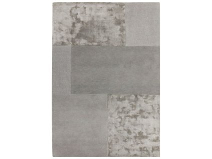 Kusový koberec Kitkat Silver