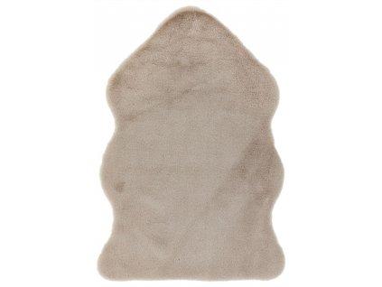 Kusový koberec Sides Taupe