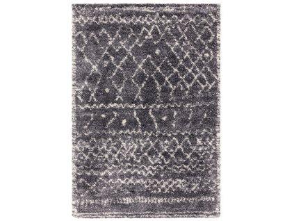 kusovy koberec bardie grey