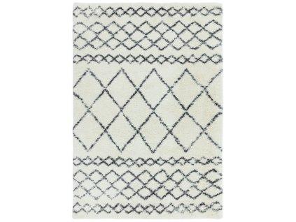 kusovy koberec bardie cream grey