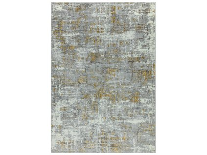 kusovy koberec volter abstract yellow