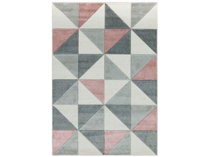 kusovy koberec furla cubic pink (2)