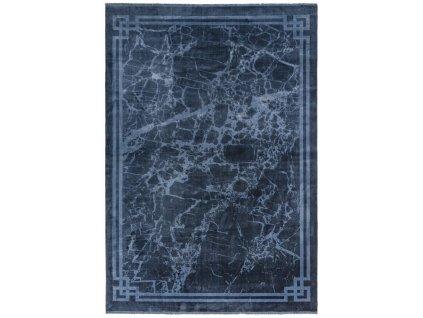 kusovy koberec volti border blue (2)