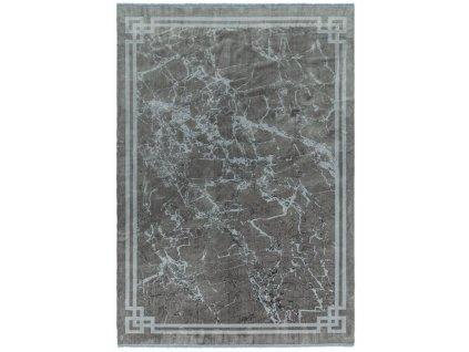 kusovy koberec volti border silver (2)