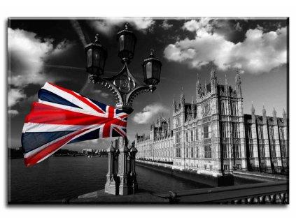 Obraz Westminster palace (Velikost 120x80 cm)