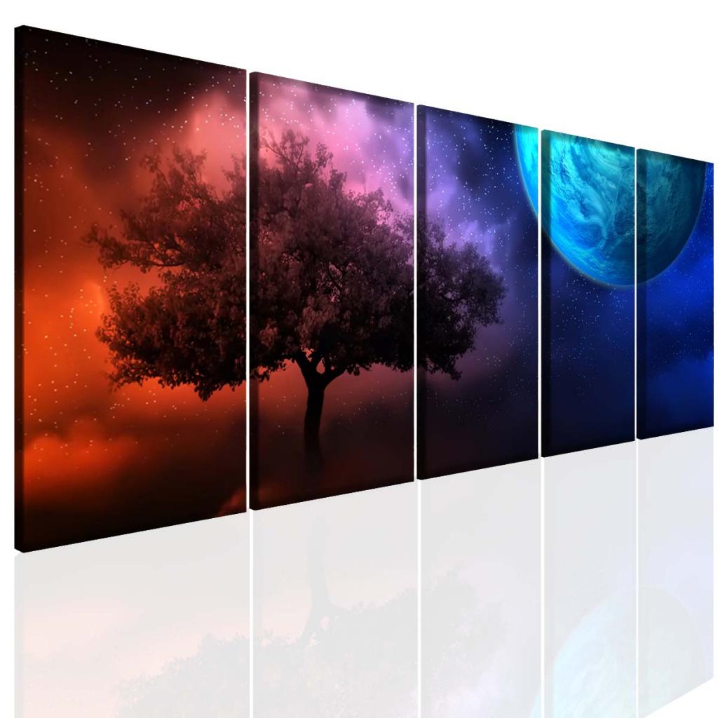 Strom střed života Velikost: 100x50 cm